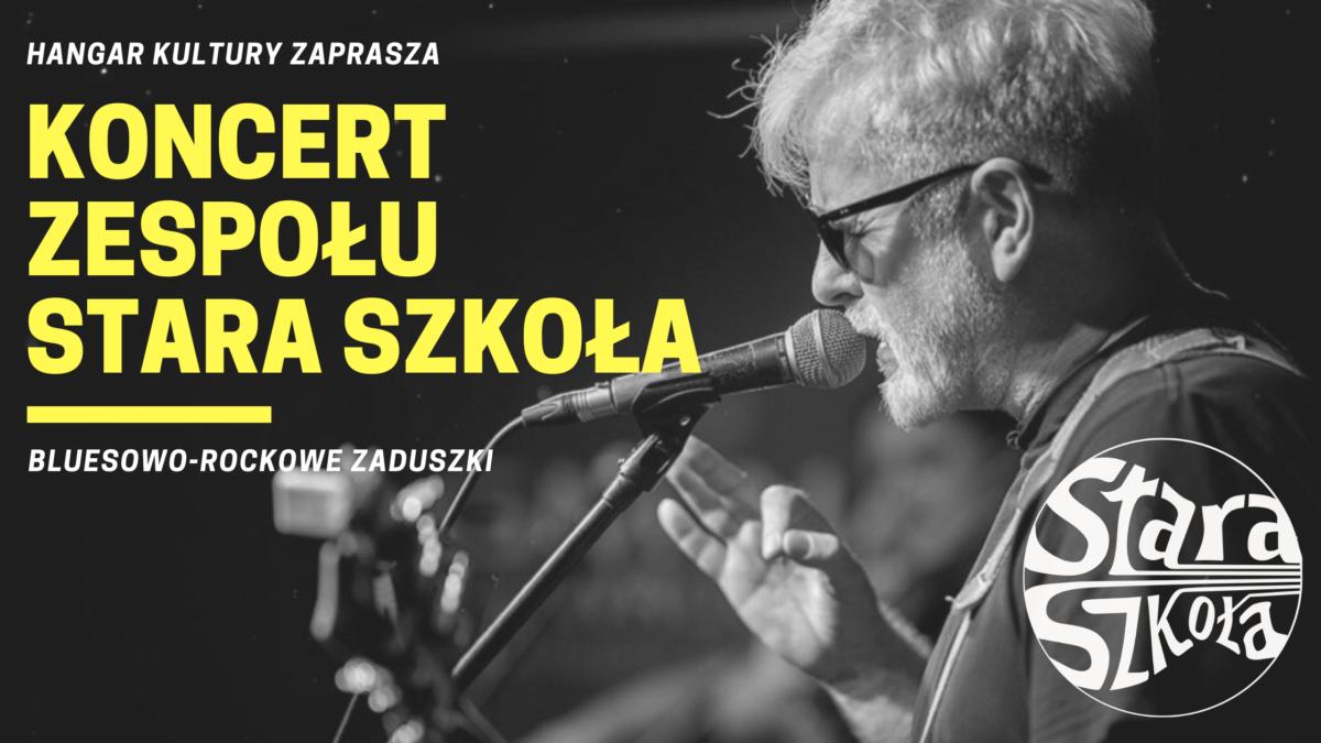 Koncert zespołu Stara szkoła